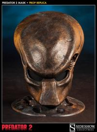 Gallery Image of Predator 2 Mask Prop Replica