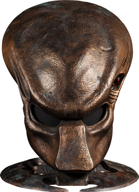 Sideshow Collectibles Predator 2 Mask Prop Replica