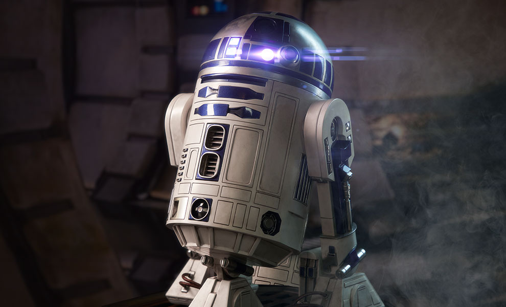 Gallery Feature Image of R2-D2 Legendary Scale™ Figure - Click to open image gallery