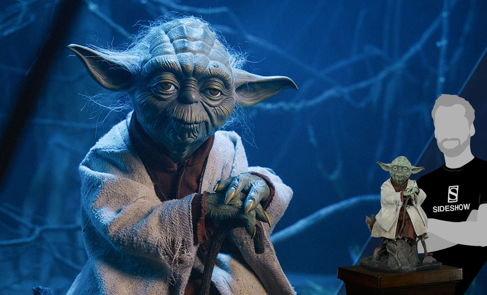 Gallery Feature Image of Yoda Legendary Scale™ Figure - Click to open image gallery