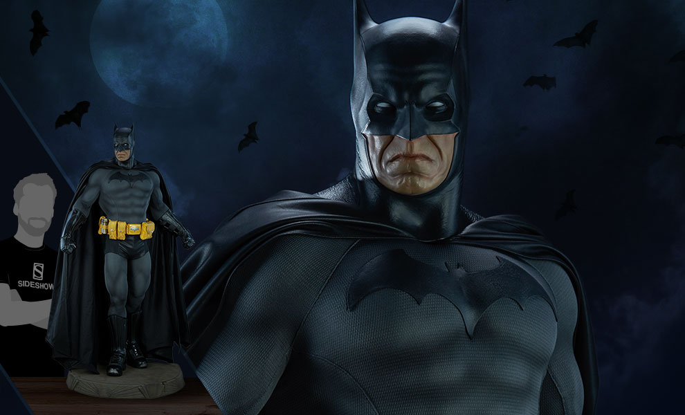 Gallery Feature Image of Batman Legendary Scale™ Figure - Click to open image gallery
