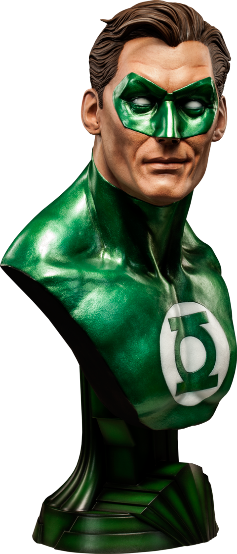 Sideshow Collectibles Green Lantern Life-Size Bust