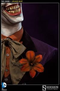 Gallery Image of The Joker Life-Size Bust