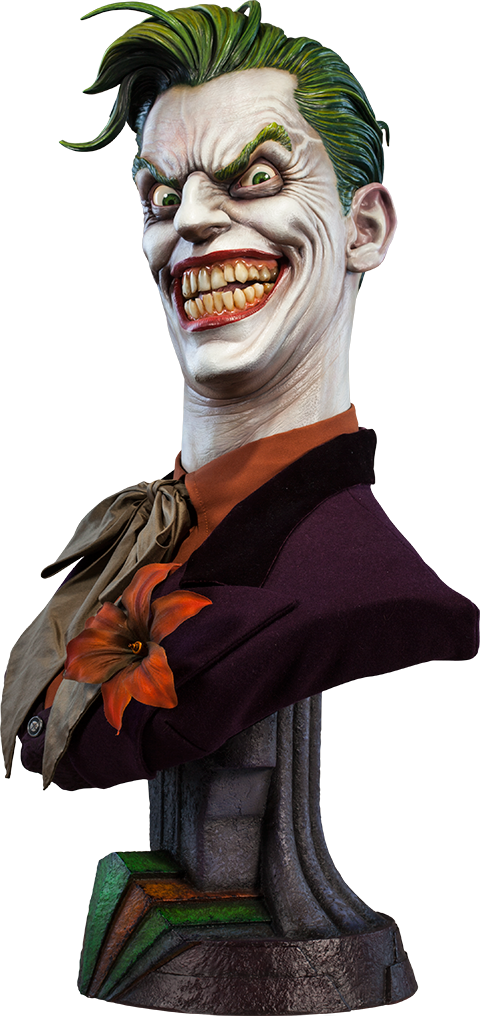 Sideshow Collectibles The Joker Life-Size Bust