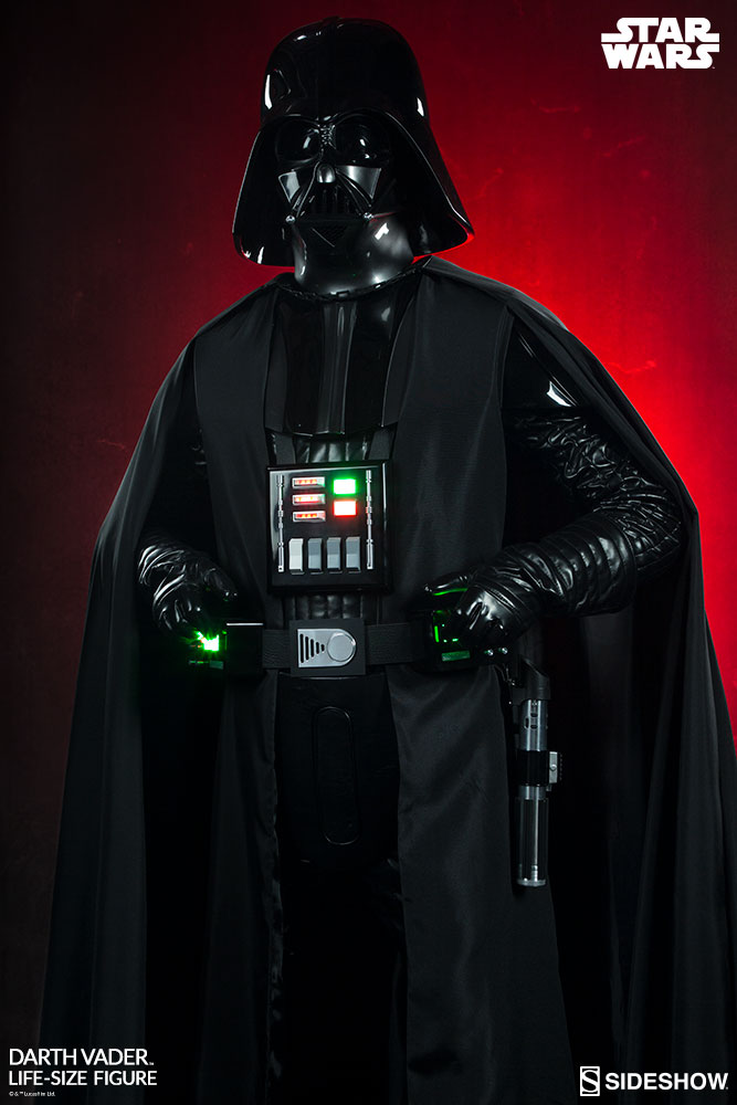 Star Wars Darth Vader Life Size Figure By Sideshow Collectib Sideshow Collectibles