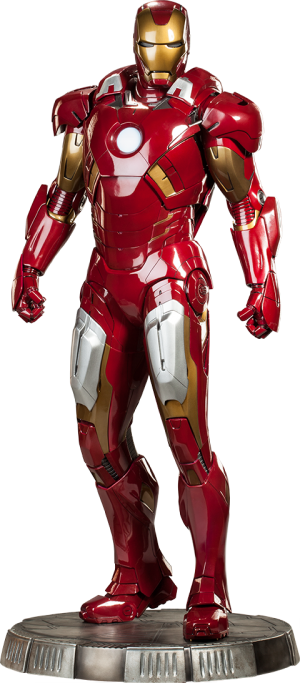 Iron Man Mark VII Legendary Scale™ Figure