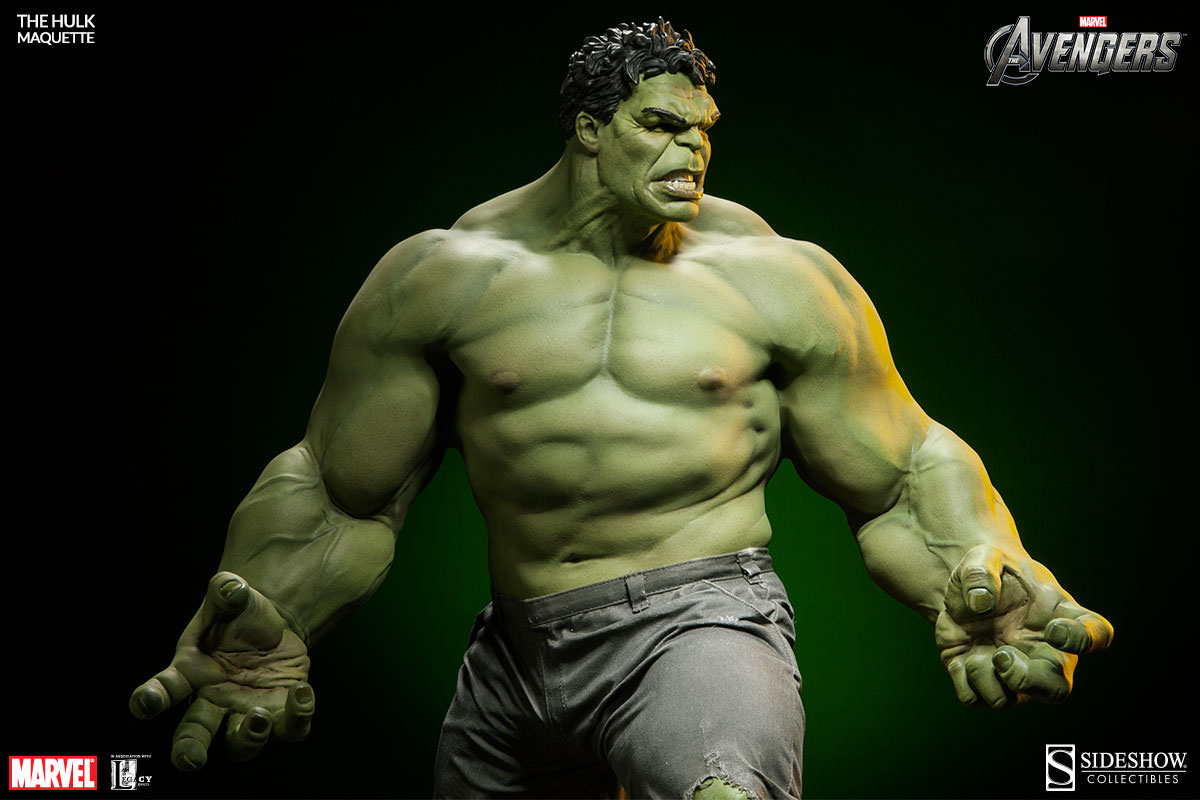 It's just a picture of Dramatic Images of the Hulk