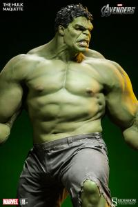 Gallery Image of Hulk Maquette