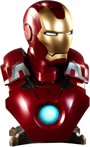 Iron Man Mark VII Life-Size Bust