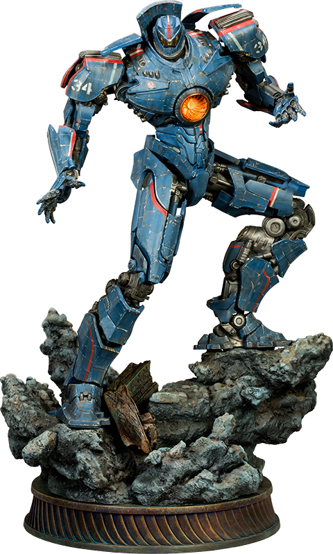 Sideshow Collectibles Gipsy Danger: Pacific Rim Statue