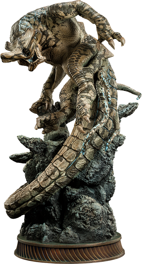 Sideshow Collectibles Slattern: Pacific Rim Statue