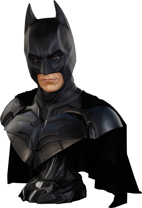 Sideshow Collectibles Batman The Dark Knight Life-Size Bust