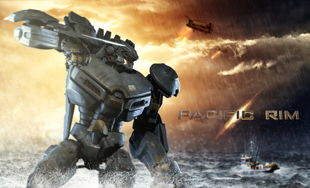 Gallery Feature Image of Striker Eureka: Pacific Rim Statue - Click to open image gallery