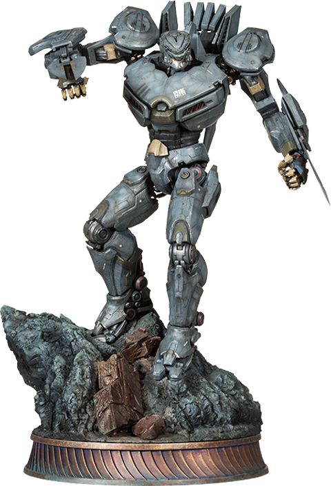 Sideshow Collectibles Striker Eureka: Pacific Rim Statue