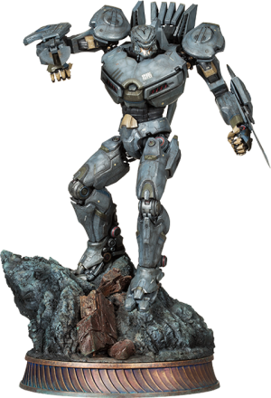 Striker Eureka: Pacific Rim Statue