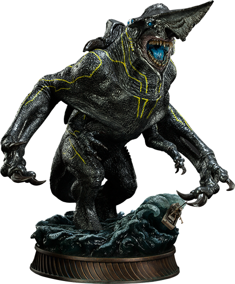 Sideshow Collectibles Knifehead: Pacific Rim Statue