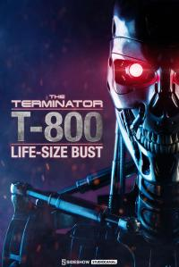 Gallery Image of The Terminator Life-Size Bust