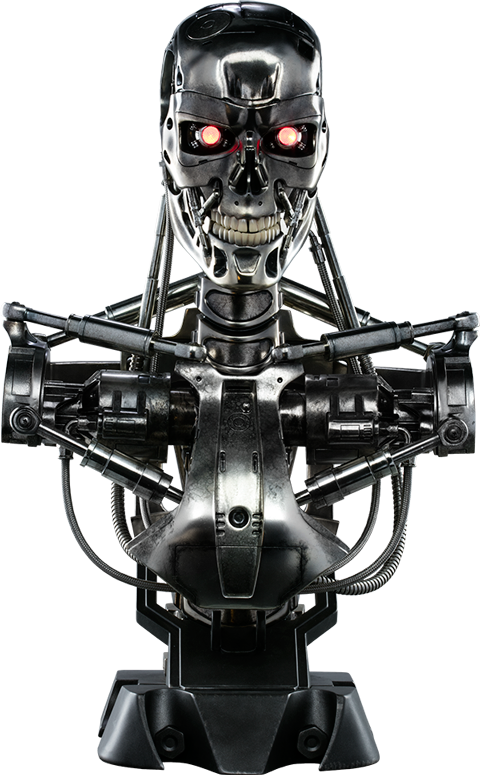 Sideshow Collectibles The Terminator Life-Size Bust