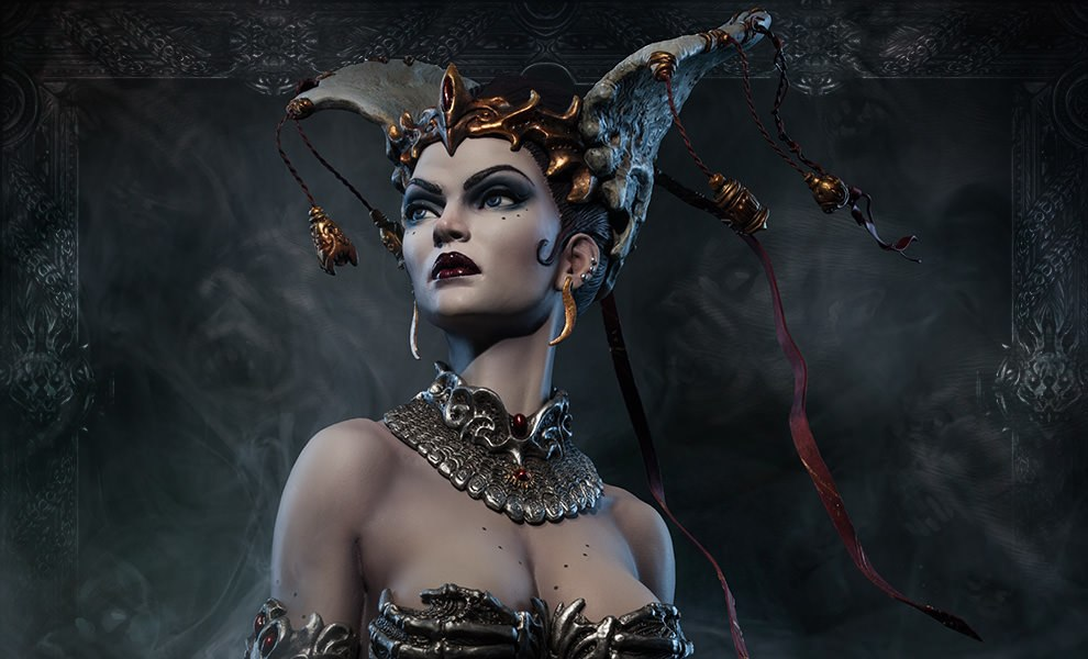 Gallery Feature Image of Queen of the Dead Premium Format™ Figure - Click to open image gallery