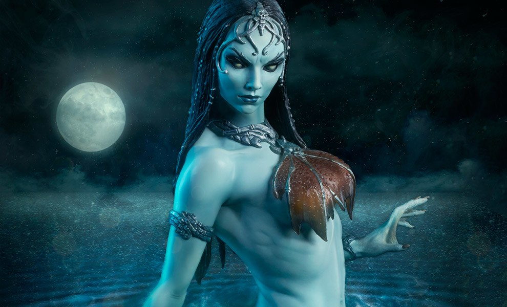 Gallery Feature Image of Deaths Siren Premium Format™ Figure - Click to open image gallery