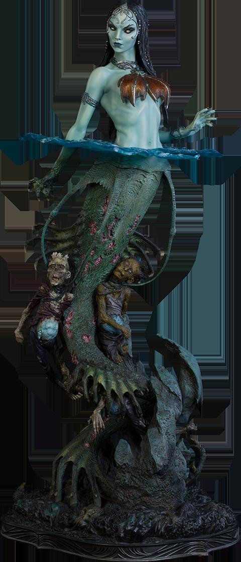 Sideshow Collectibles Deaths Siren Premium Format™ Figure