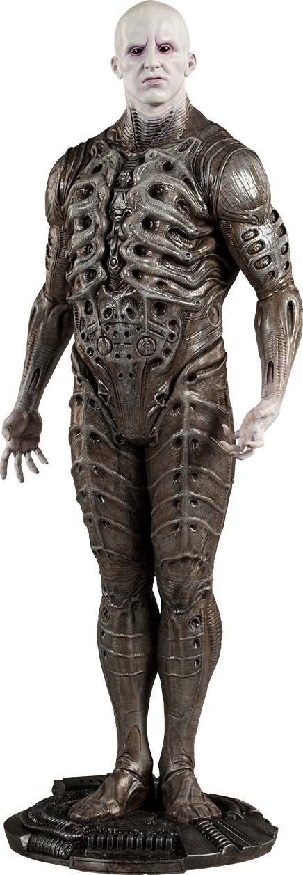 Sideshow Collectibles Engineer Statue