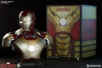 Gallery Image of Iron Man Mark 42 Life-Size Bust
