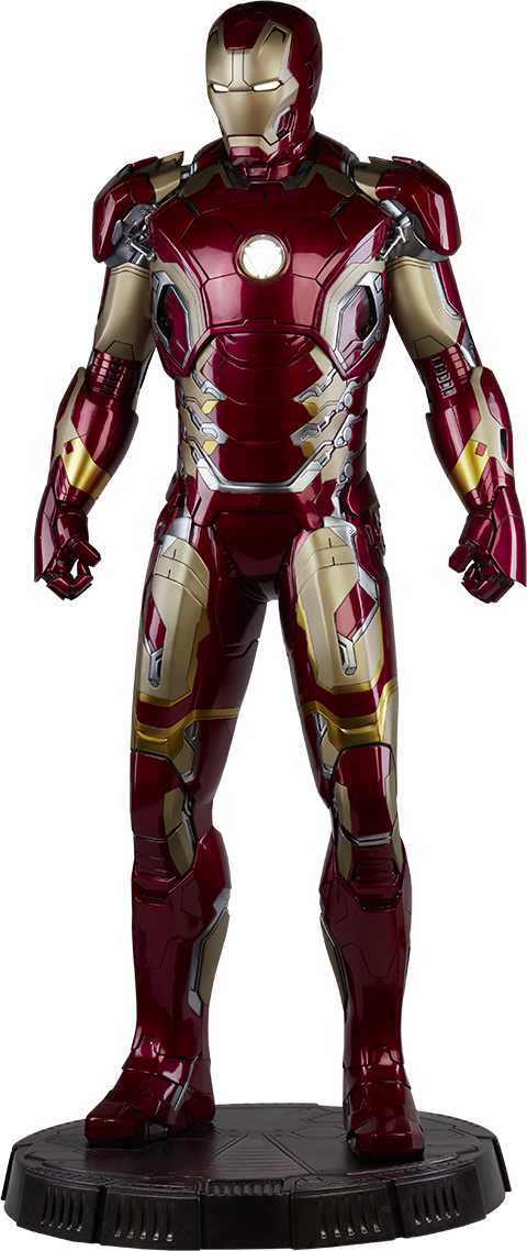 Sideshow Collectibles Iron Man Mark 43 Legendary Scale™ Figure