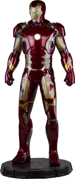 Iron Man Mark 43 Legendary Scale™ Figure