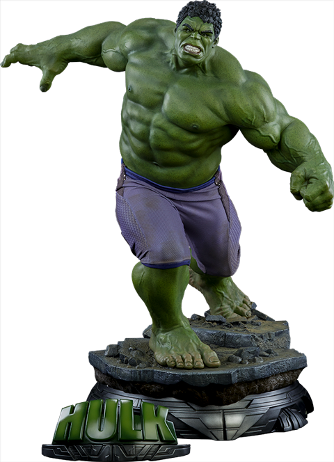 Sideshow Collectibles Hulk Maquette