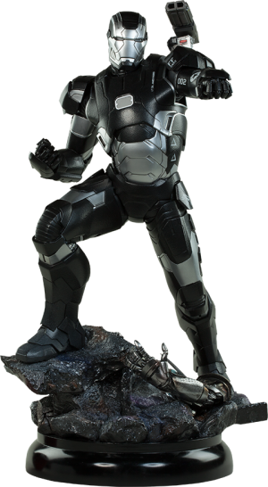 War Machine Maquette