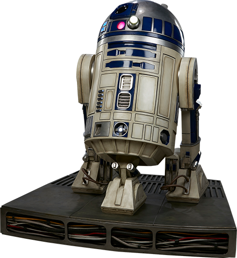 Star Wars R2-D2 Life-Size Figure by Sideshow Collectibles