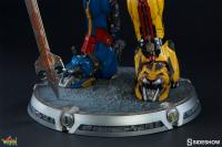 Gallery Image of Voltron Maquette