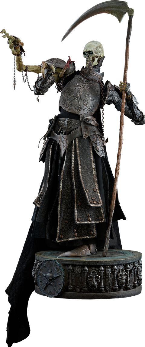 Sideshow Collectibles Exalted Reaper General Legendary Scale Figure