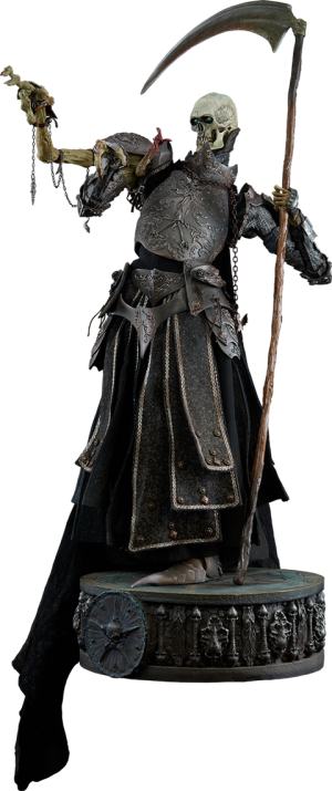 Exalted Reaper General Legendary Scale Figure