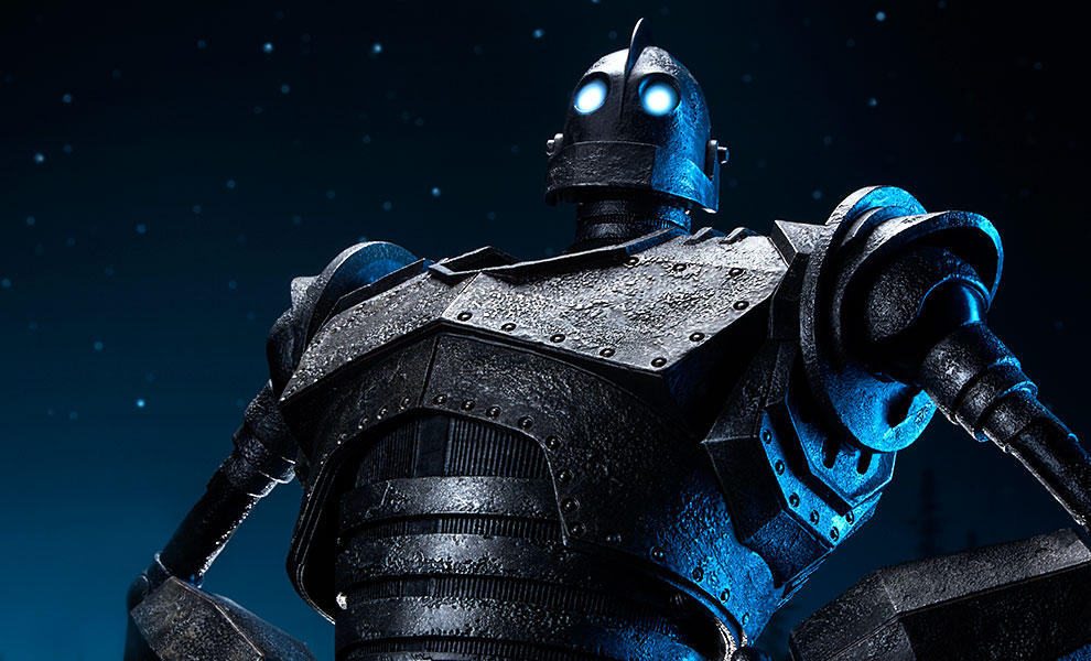 Gallery Feature Image of The Iron Giant Maquette - Click to open image gallery