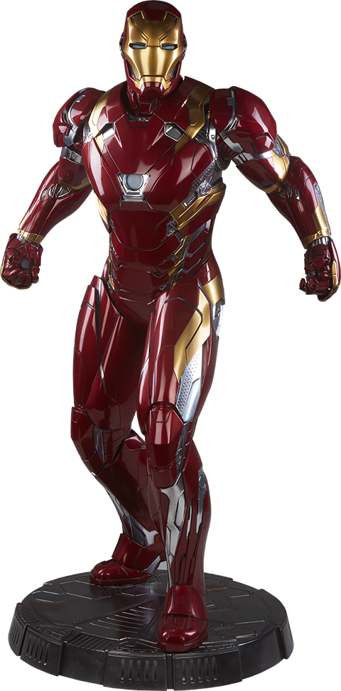 Sideshow Collectibles Iron Man Mark XLVI Legendary Scale™ Figure