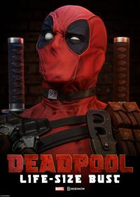 Gallery Image of Deadpool Life-Size Bust