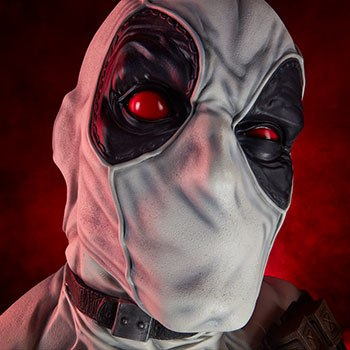 Deadpool X-Force Marvel Life-Size Bust