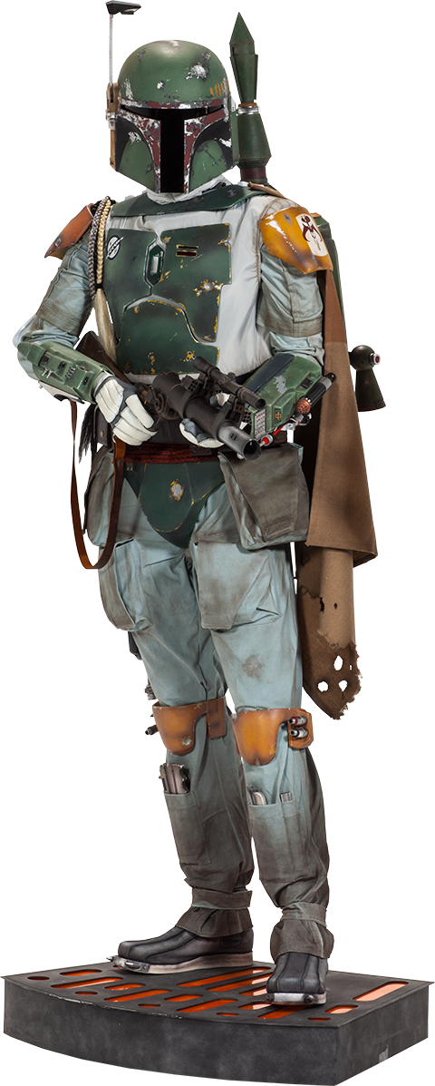 Sideshow Collectibles Boba Fett Life-Size Figure