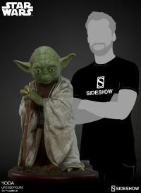 Gallery Image of Yoda Life-Size Figure