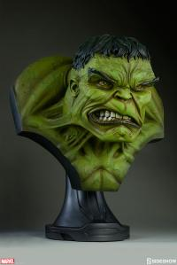 Gallery Image of The Incredible Hulk Life-Size Bust
