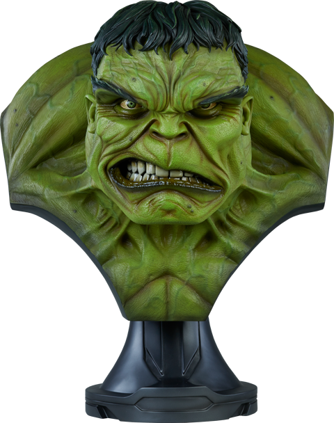 Sideshow Collectibles The Incredible Hulk Life-Size Bust