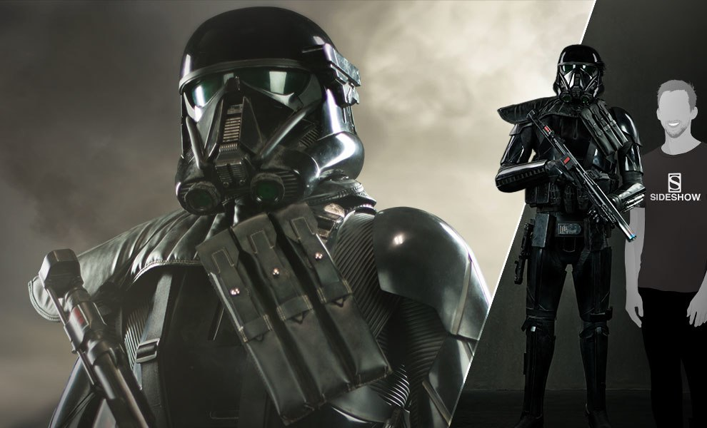 Gallery Feature Image of Death Trooper Life-Size Figure - Click to open image gallery