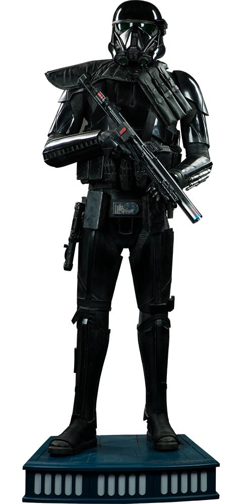 Sideshow Collectibles Death Trooper Life-Size Figure