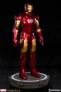 Gallery Image of Iron Man Mark III Life-Size Figure