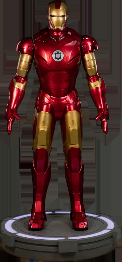 Sideshow Collectibles Iron Man Mark III Life-Size Figure