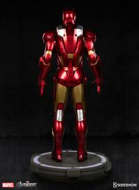 Gallery Image of Iron Man Mark VII Life-Size Figure