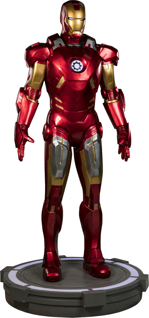 Sideshow Collectibles Iron Man Mark VII Life-Size Figure