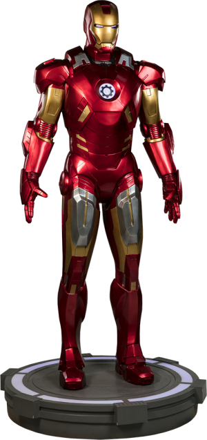 Iron Man Mark VII Life-Size Figure